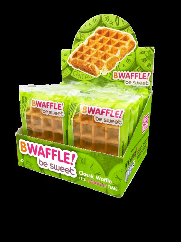 BWaffle! Caja clásico abierta web