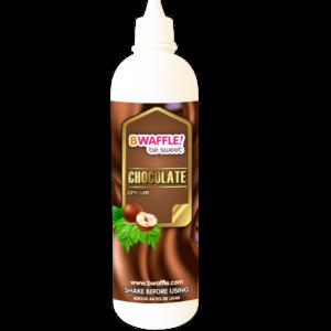 BWaffle Botella-crema-de-chocolate